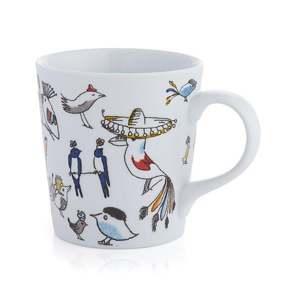 Bird Party Mug