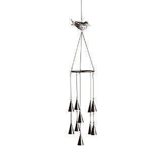 Bird Metal Wind Chimes