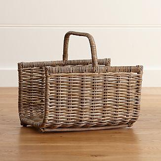 Birney Magazine Basket