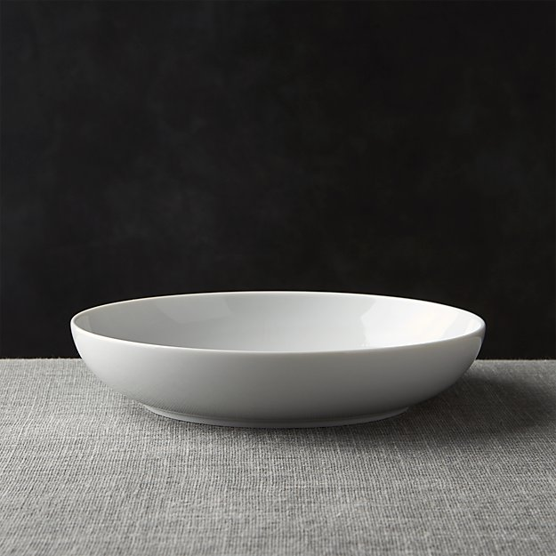 Bistro 10 Quot Low Bowl Crate And Barrel