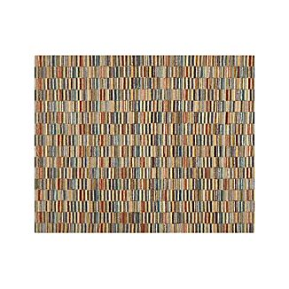Bix Striped Wool 8'x10' Rug