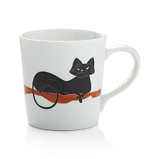 Black Cat Child's Mug