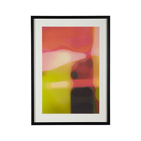 Black Current Print