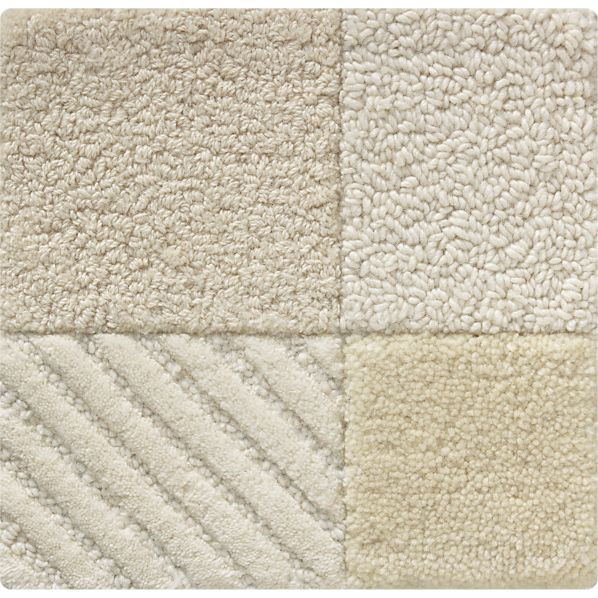 "Blaire 12"" sq. Rug Swatch"