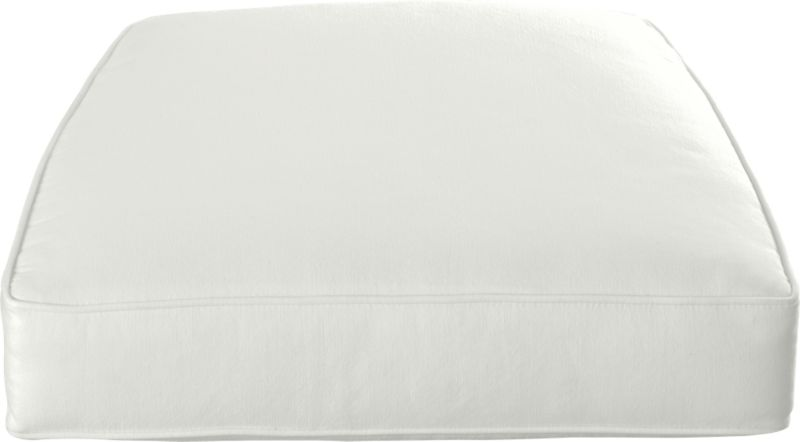 Thick Blake Lounge Chair cushion is multilayer soy- or plant-based polyfoam. Leather cushion also available.<br /><br /><NEWTAG/><ul><li>Cotton-polyester cushion with multilayer soy- or plant-based polyfoam</li><li>Professional cushion cleaning recommended</li><li>Made in North Carolina, USA</li></ul>