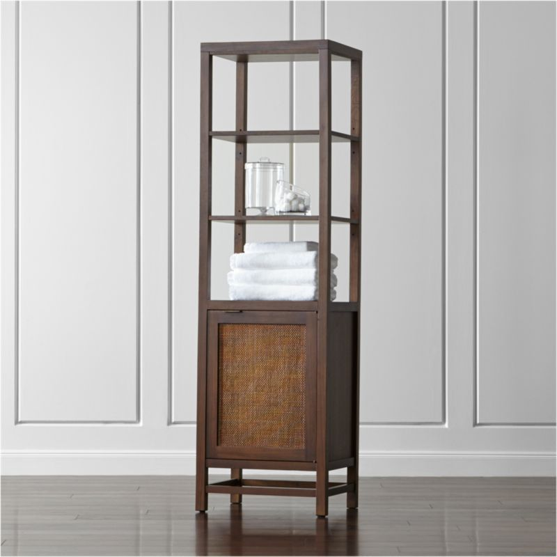 Blake Sumatra Tall Cabinet