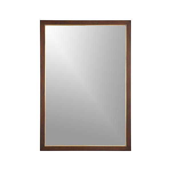 Blake Sumatra Rectangular Wall Mirror
