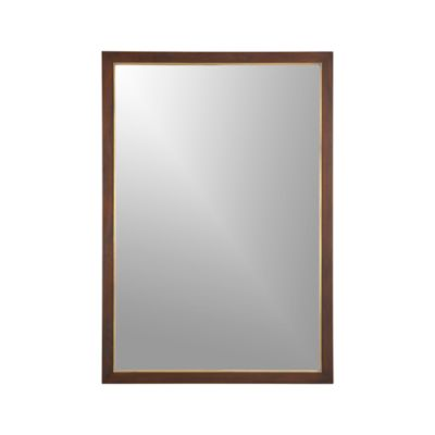 Blake Dark Green Tea Wall Mirror