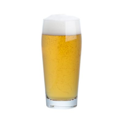 Blonde Beer Glass