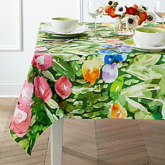 "Bloom 60""x120"" Tablecloth"