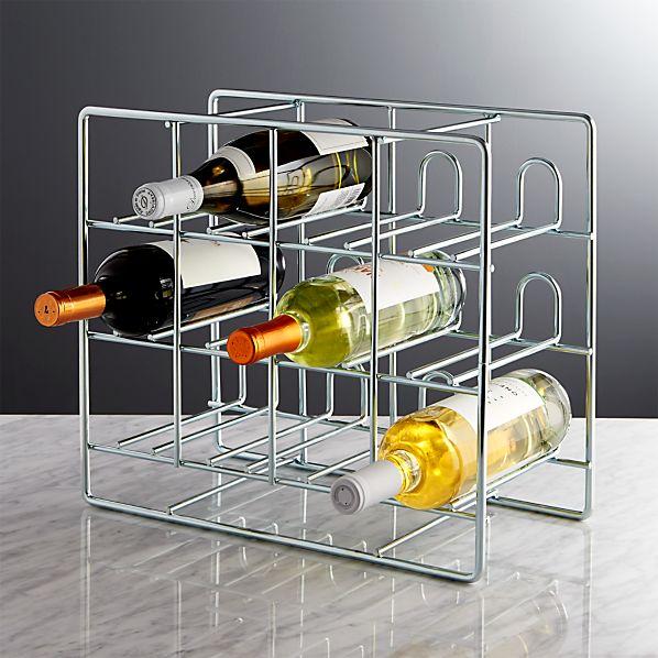 Bodega 12-Bottle Wine Rack