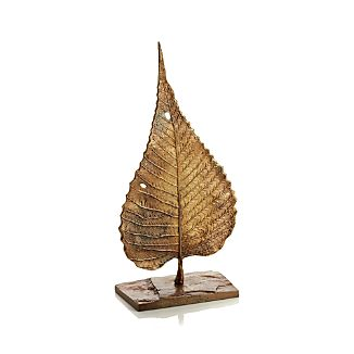 Bodhi Leaf On Stand
