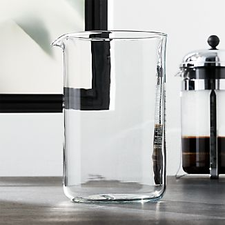 Bodum ® Chambord French Press 51 Ounce Replacement Carafe