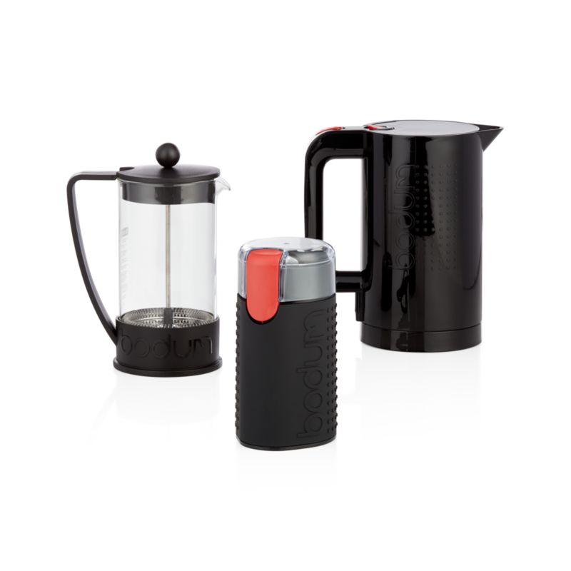 Bodum ® Brazil 3-Piece Coffee Set