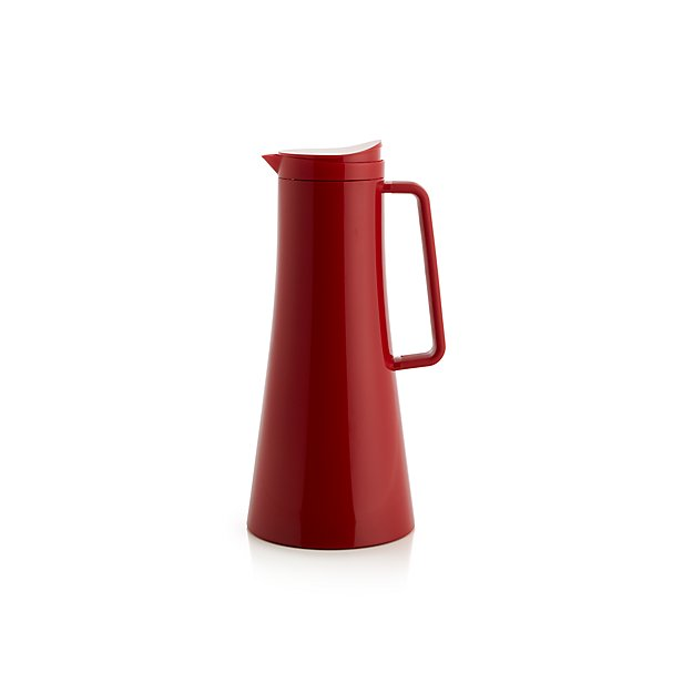 Bodum ® Bistro Red Thermal Coffee Carafe