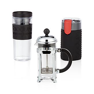Bodum ® Chambord 3-Piece Coffee Set