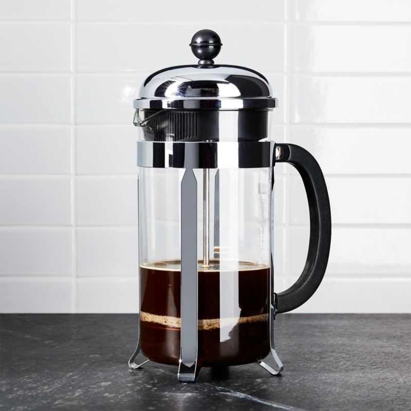 Bodum 174 Chambord 34 Ounce French Press Crate And Barrel
