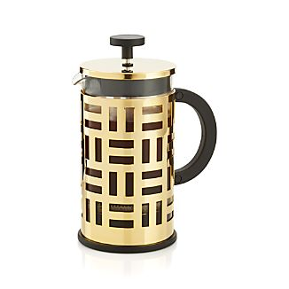 Bodum ® Eileen Gold French Press Coffeemaker