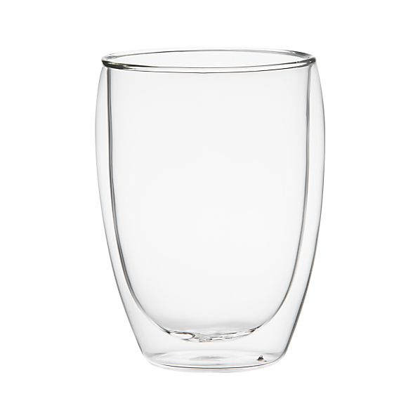 Set of 6 Bodum ® Pavina Tumblers