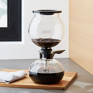 Bodum Pebo Siphon Vacuum Coffee Maker