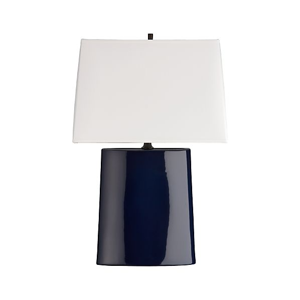 Boka Midnight Blue Table Lamp