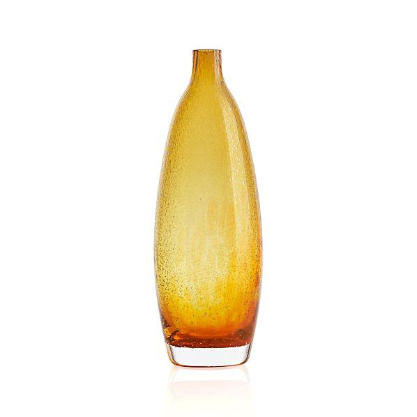 Bolla Orange Vase Large