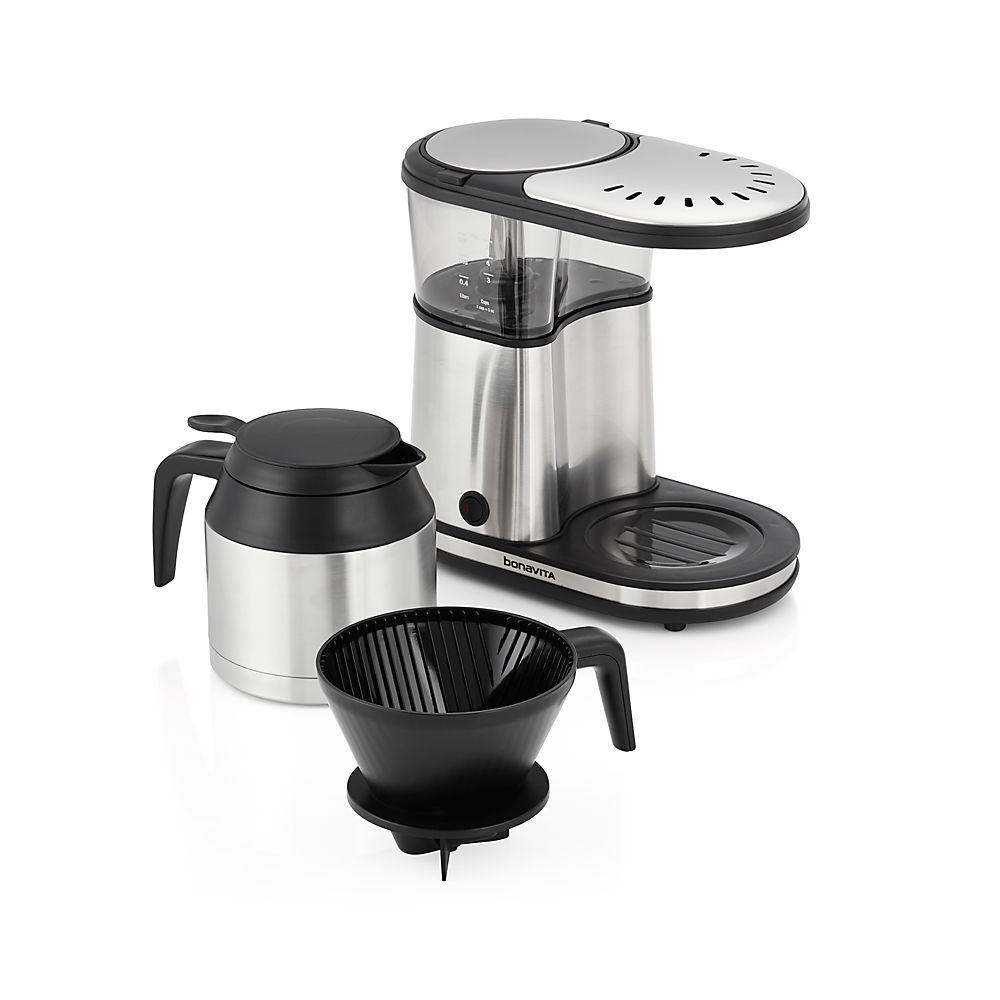 Coffee Maker Reviews Thermal Carafe : Bonavita 5-Cup Coffee Maker with Thermal Carafe Gotchya.co