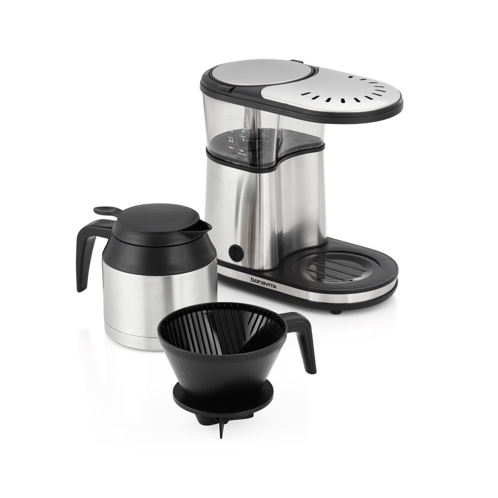 Bonavita Coffee Maker Replacement Thermal Carafe : Bonavita 5-Cup Coffee Maker with Thermal Carafe Gotchya.co