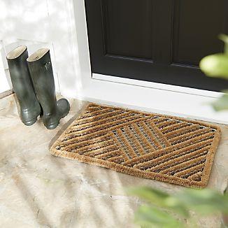 Boot Scraper Coir Doormat
