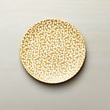 Botanica Yellow Plate