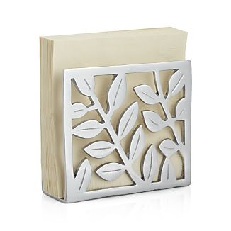 Botanical Napkin Holder