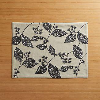 Botanical Sketch Placemat