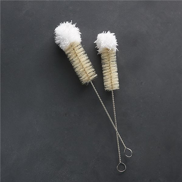 Set of 2 Casabella ® Bottle Brushes