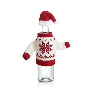 Bottle Sweater and Hat