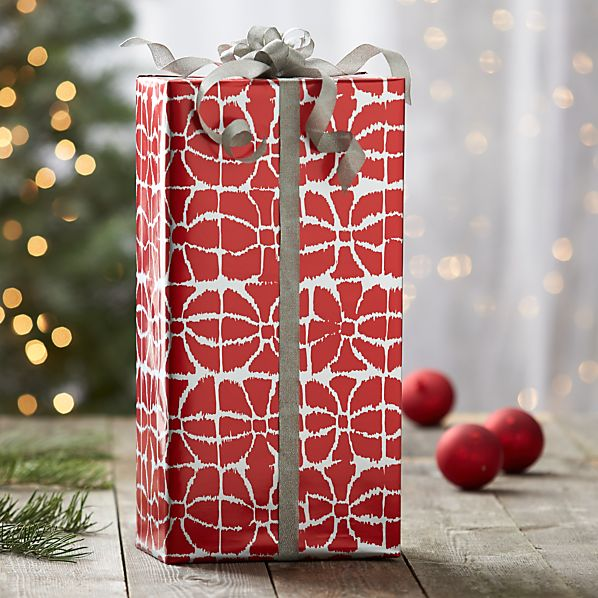 Bow Gift Wrap