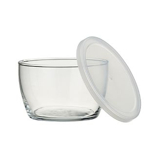Storage Bowl With Clear Lid