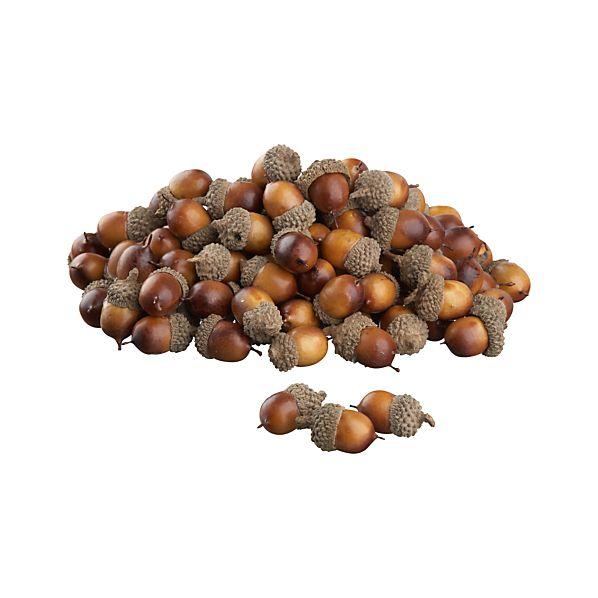 Artificial Oak Tree Acorns