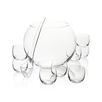 10-Piece Punch Bowl Set