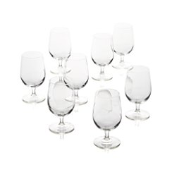 Set of 8 Boxed Water Goblets