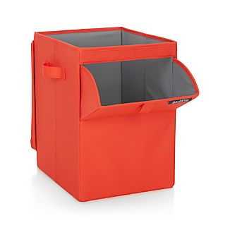 Brabantia Red Stackable Laundry Sorter