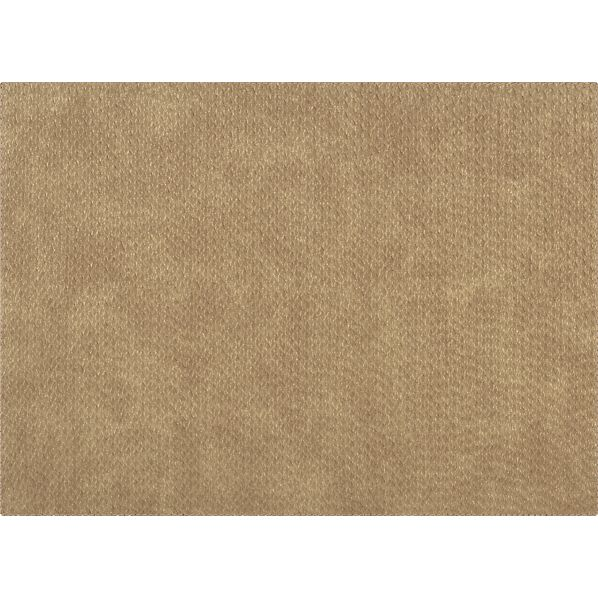 Braden Reversible Gold-Silver Placemat