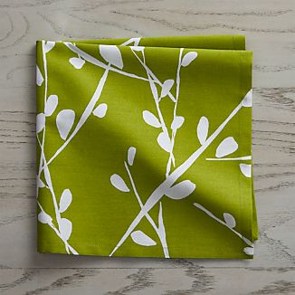 Branch Botanical Napkin
