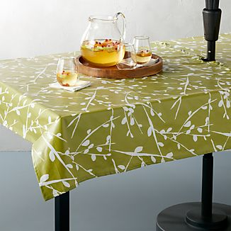 Branch Botanical Umbrella Tablecloth