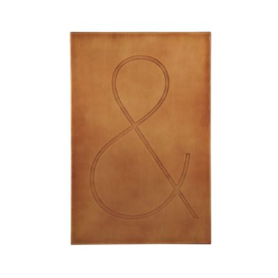 Brass Symbol & Wall Art