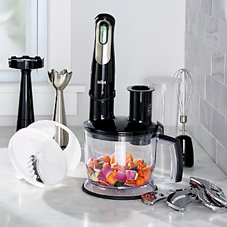 Braun ® Multiquick 7-Piece Smart Speed Hand Blender