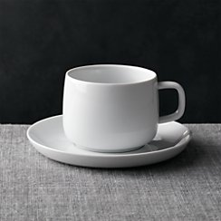 Bree Cup and Saucer