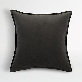 "Brenner Grey 20"" Pillow"