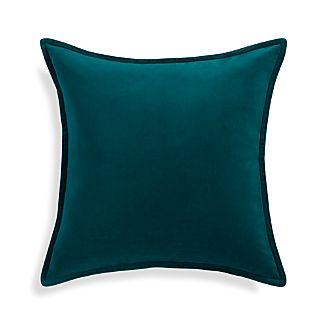 "Brenner Teal Blue 20"" Pillow"