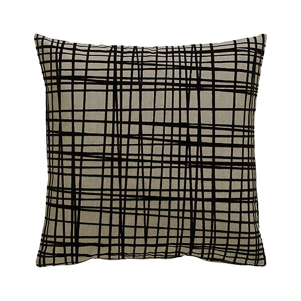 """Brent 18"""" Pillow with Poly-Loft Insert"""