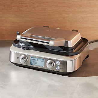 Breville ® Smart Waffle™ Pro 2-Slice Waffle Maker